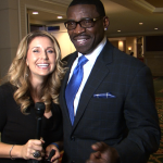 Former Cowboys wide receiver and ESPN broadcaster Michael Irvin