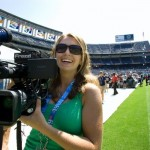 Shooting the Chargers at Qualcomm Stadium